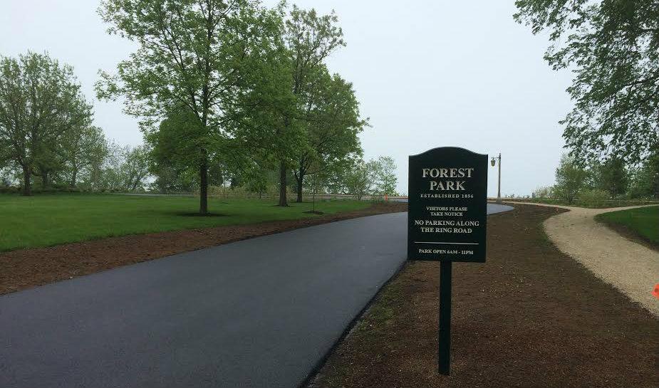 Forest Park Restoration Wins Award
