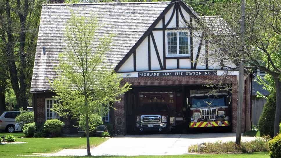 HP Seeks Feedback on Ravinia Fire Station