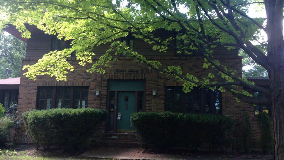 HP Bids Adieu To Van Bergen House