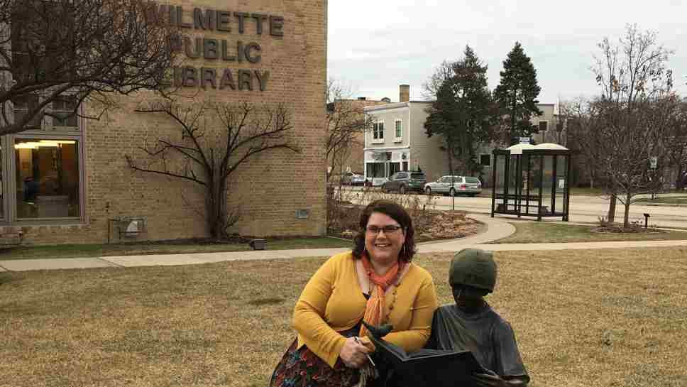 Wilmette Public Library Welcomes New Director