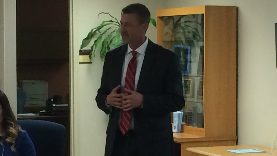 D-34 Hires Delli as Superintendent