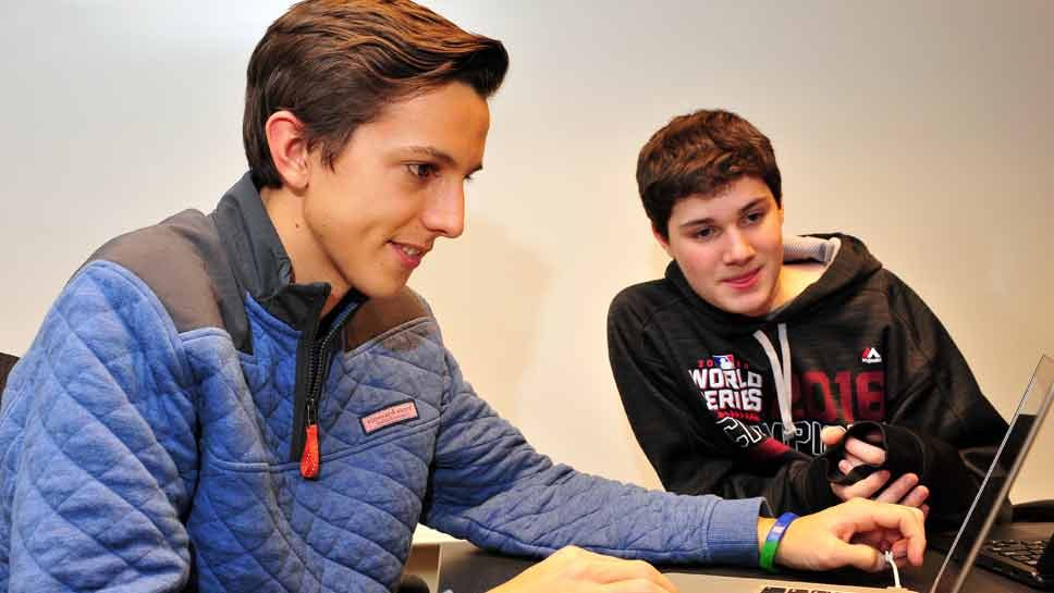 Corporate Venture: GBN Students Team Up