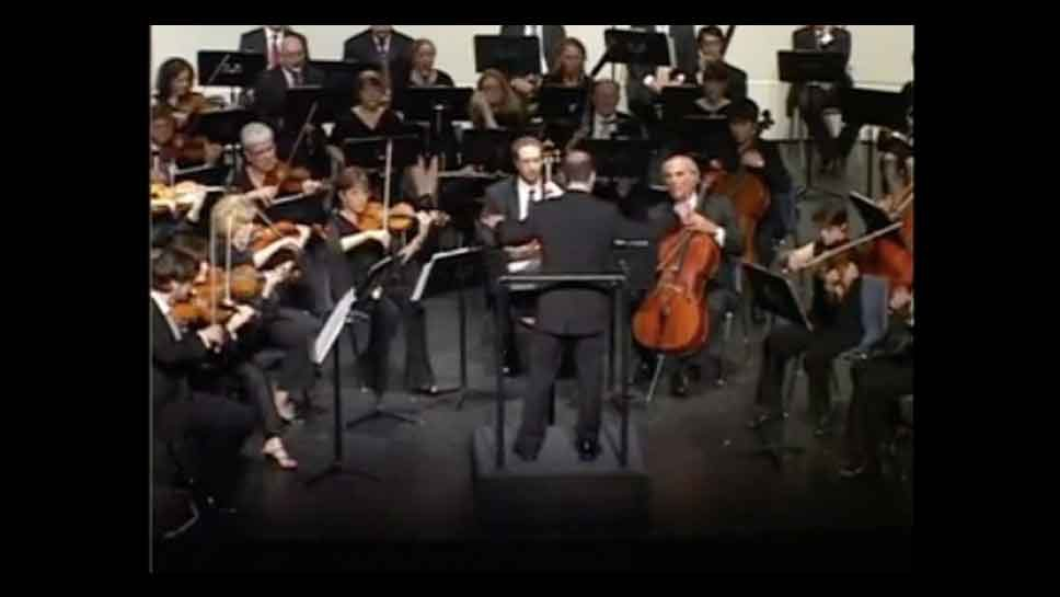 Highland Park Strings Opening Concert