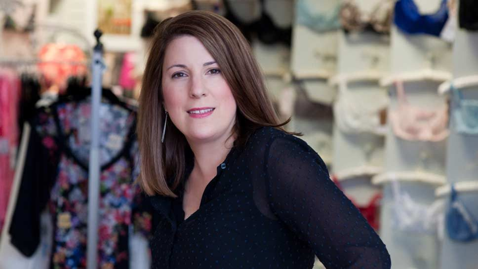 Jogger Predicts Gloom, But Boutique Blooms