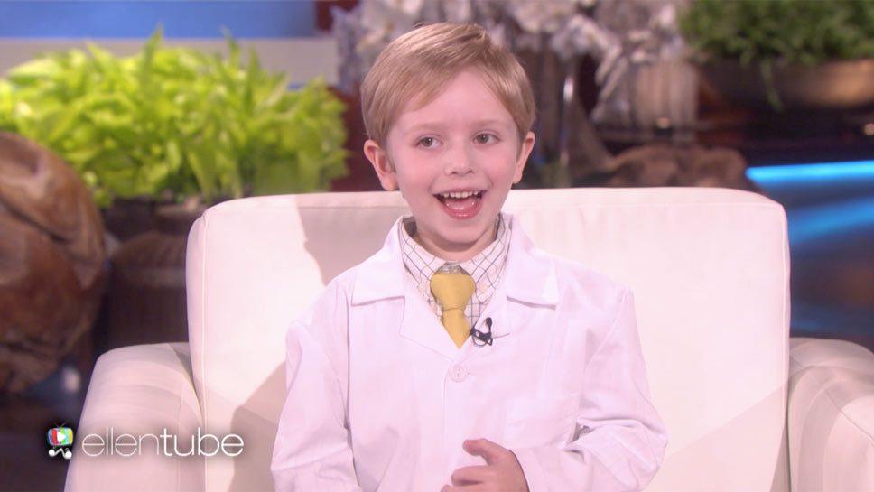 Wilmette Boy Featured on 'Ellen DeGeneres …
