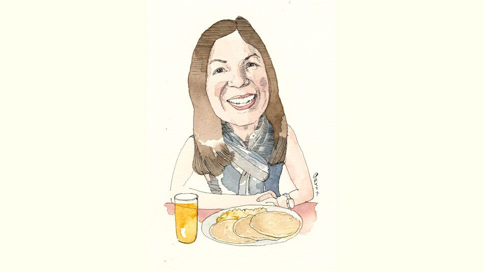 Sunday Breakfast with Susan Abrams