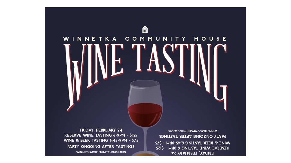 Wine & Beer Tasting for Winnetka Community …