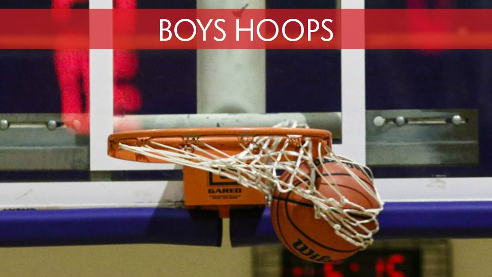 Witherell heats up late as GBN tops Niles West