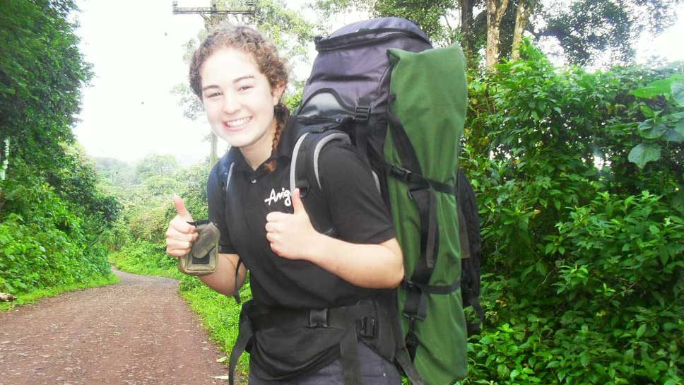 Standout Student: Northbrook to Nicaragua