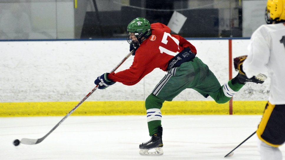 SportsFolio: AHAI all-state boys hockey game