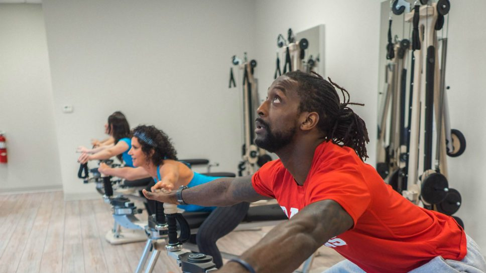 New Spin on Fitness Comes to HP