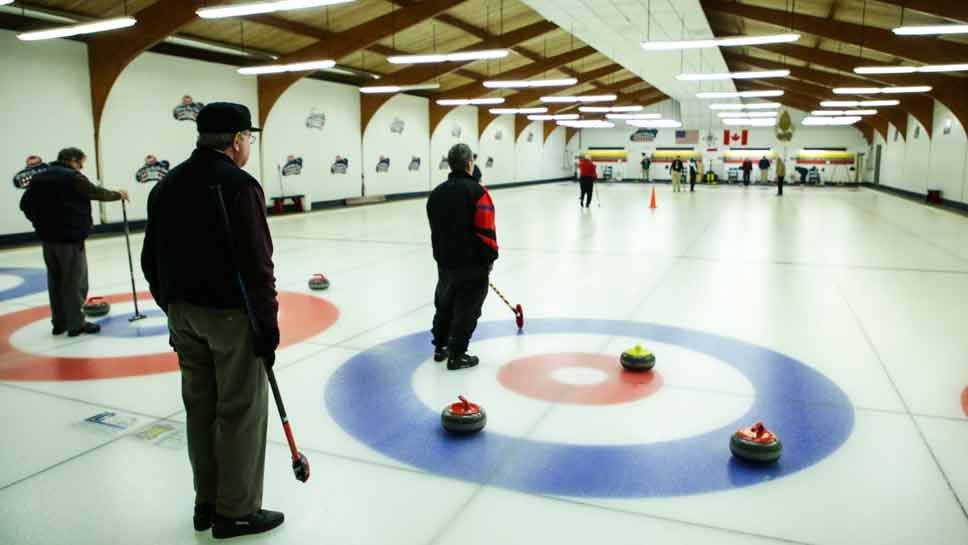 Curling Club Reaches Out