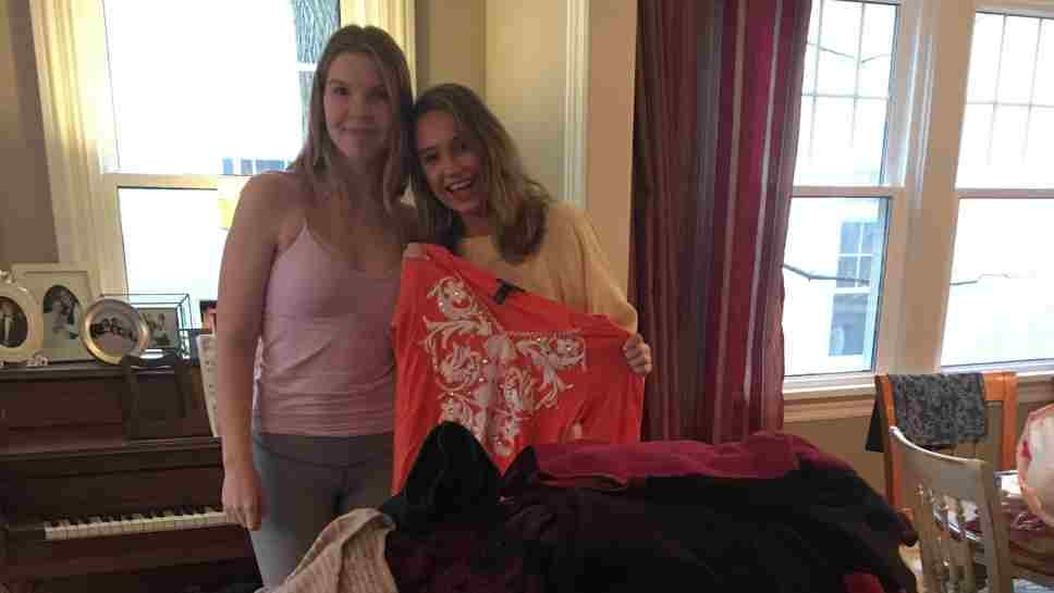 New Trier Students Plan Pop-up Boutique