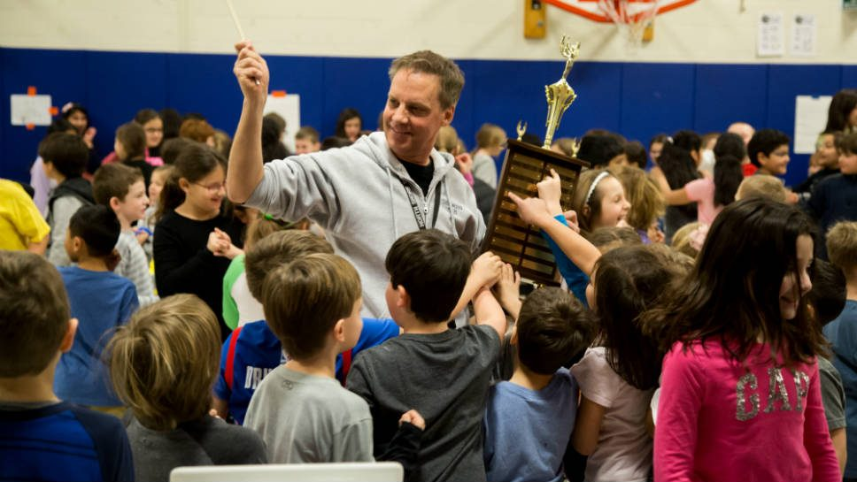 Sherwood School: Still The iRead Champs