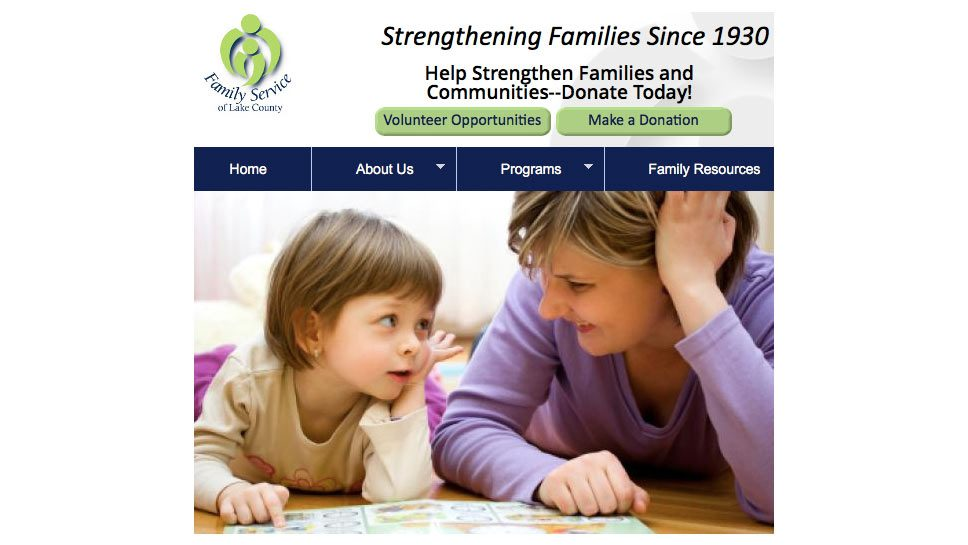 Family Service Plans 'Show of Support'
