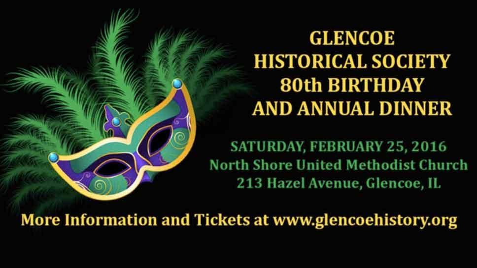 Glencoe Historical Society Turns 80