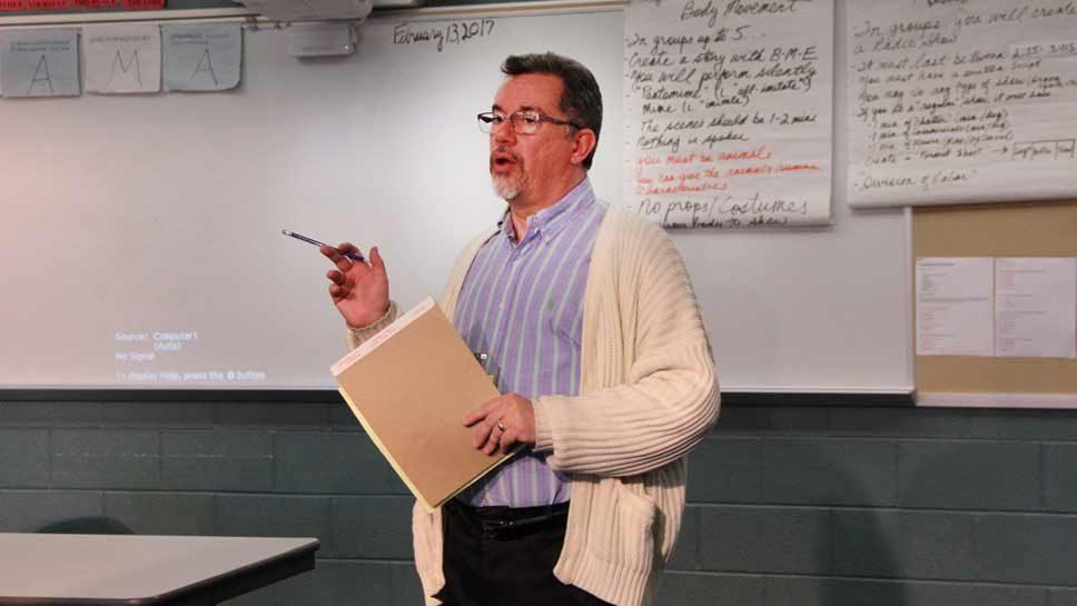 Golden Apple Finalist: Northbrook Teacher Drama