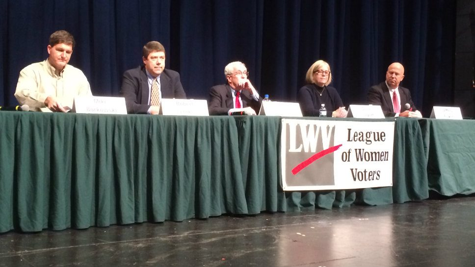 D-67 Candidates Tout Experience, Ideas