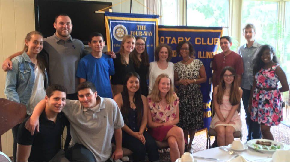 HP/HW Rotary Club Celebrates 90 Years
