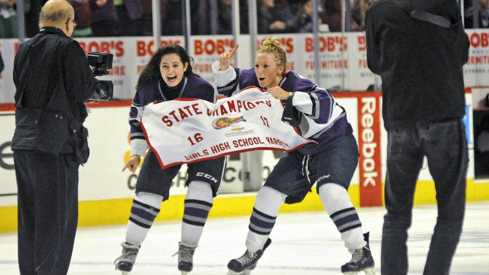 SportsFolio: Glenbrook claims state hockey title
