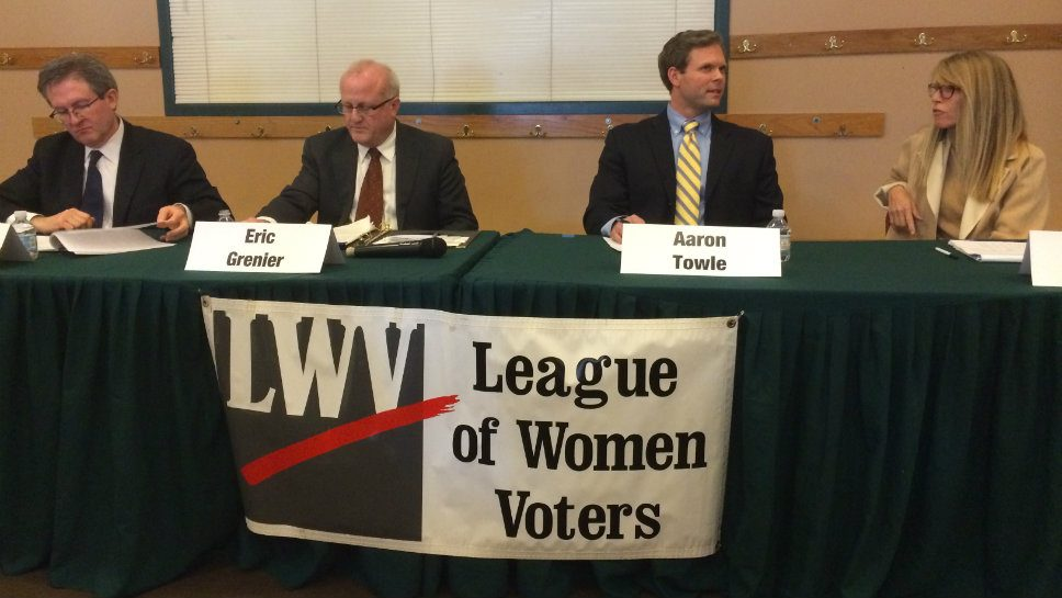 LB Board Candidates Disagree Civilly