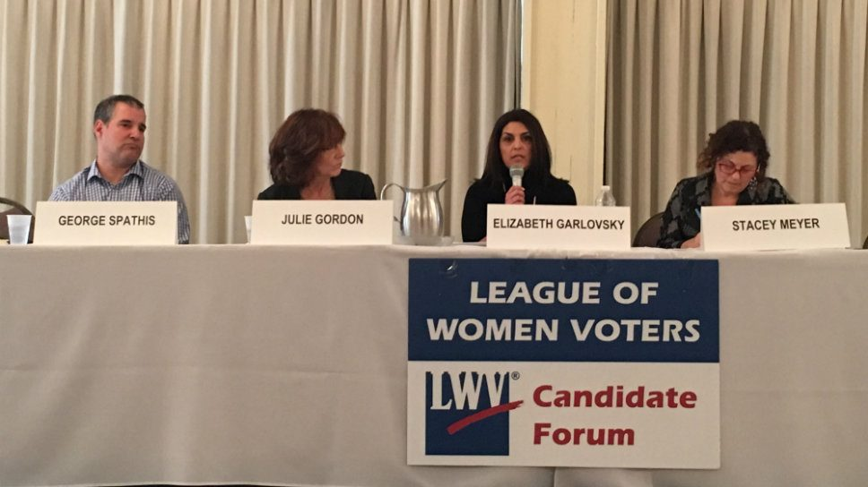 HP Candidates Convene At League Forum