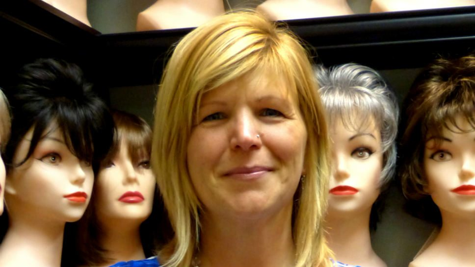 Wig Event is Salon's Crowning Glory