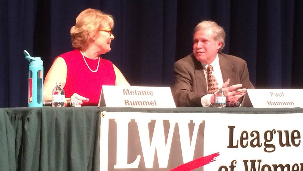 LF's Ward 2 Candidates Square Off