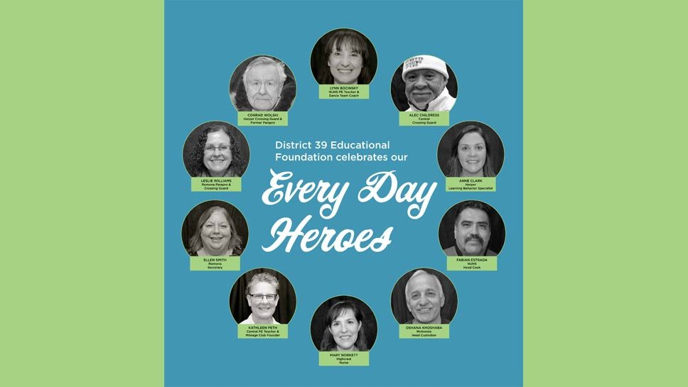 'Everyday Heroes' Honored in Wilmette