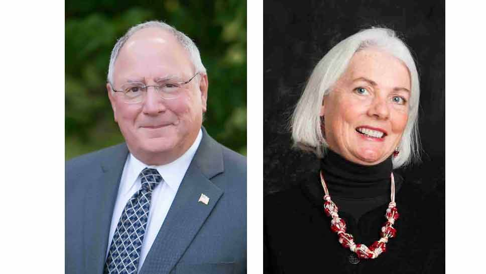 Two Candidates Run for Glencoe President