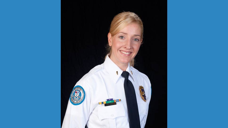 Glencoe Names Saikin Deputy Chief of Fire/EMS