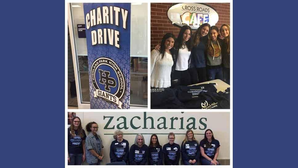 HPHS Drive Benefits Zacharias Center