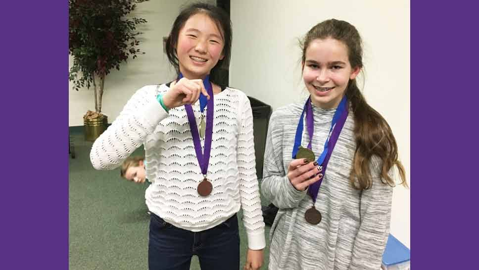 LBMS Students Medal at Science Olympiad