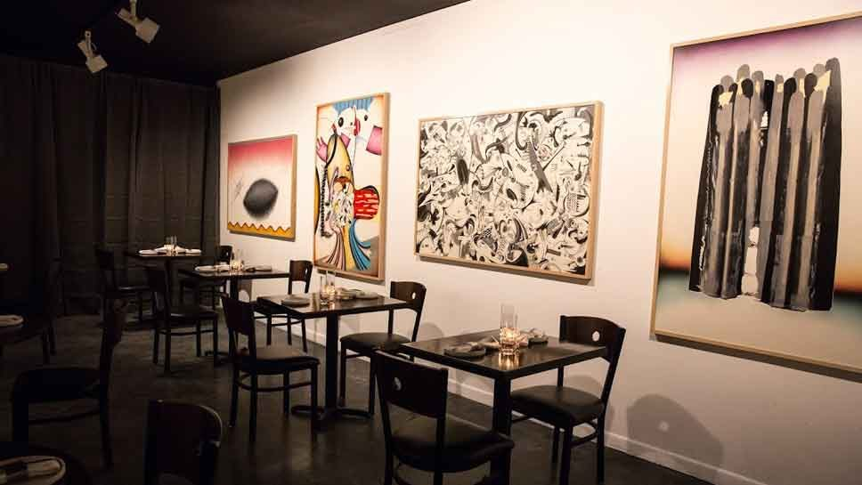 The Gallery Blends Culinary With Art