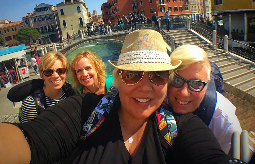 Kinderhaven Staff Immerses in Italy