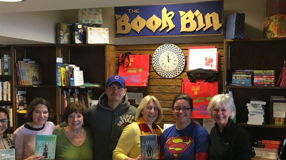 Book Bin Celebrates Being Indie