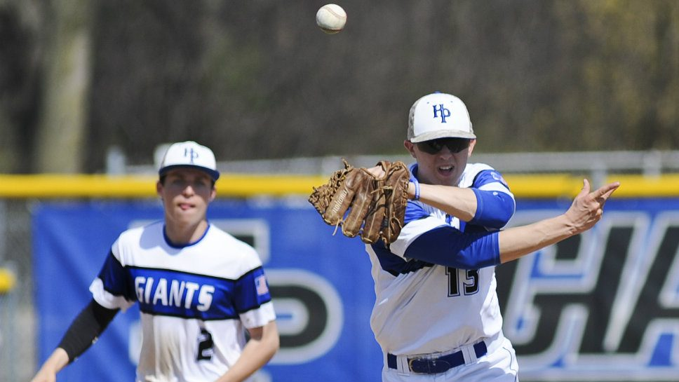 Baseball Recap: HP takes down Evanston