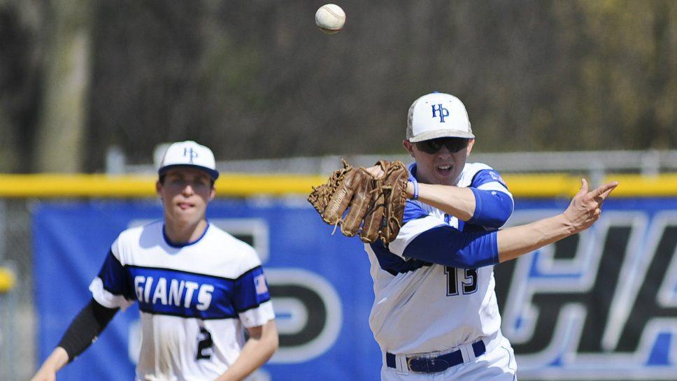 Baseball Recap: HP takes down Evanston