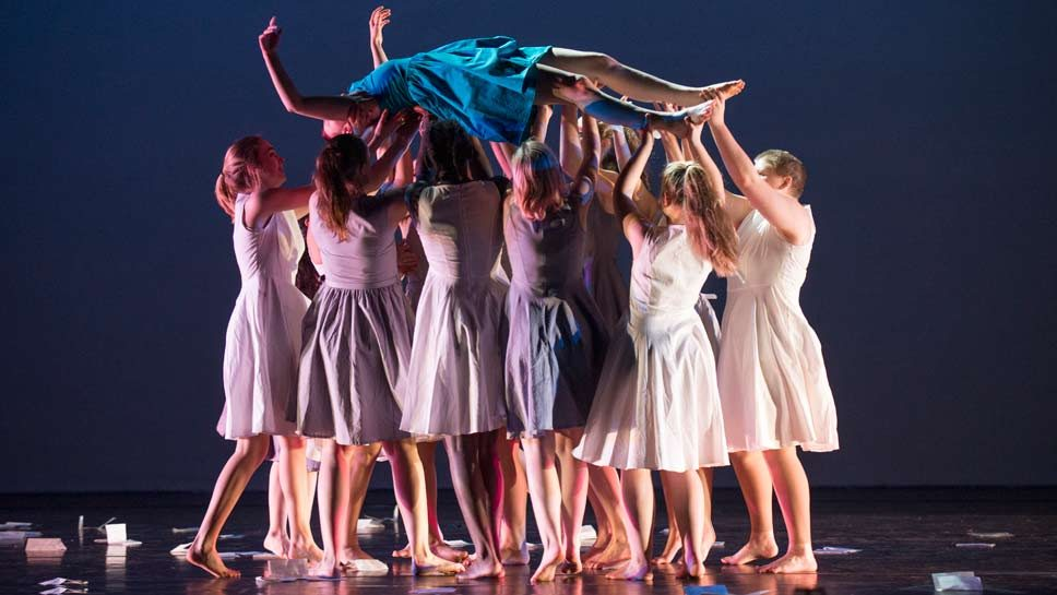 Up Next: Dance Theater New Trier