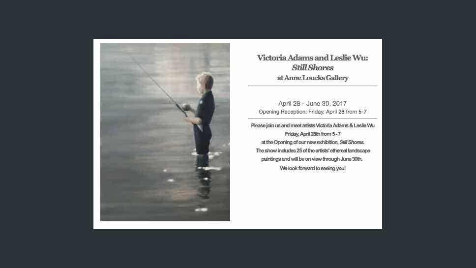 Anne Loucks Gallery Opens New Exhibit