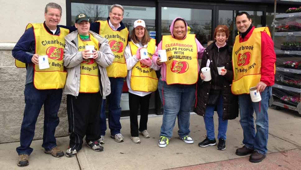 Volunteers Needed: Clearbrook's Jelly Belly Days