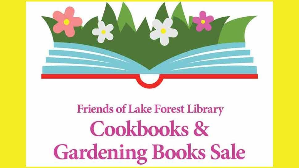 LF Library Friends Host Cook & Garden Book …