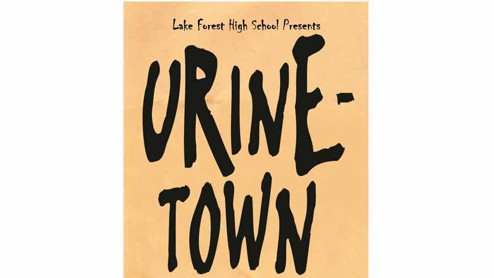 LFHS Presents 'Urinetown: The Musical'