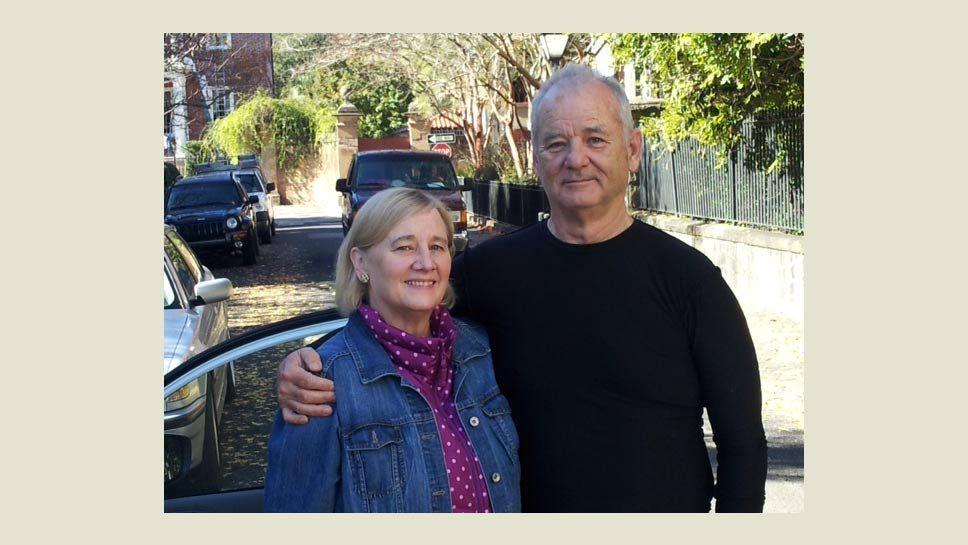 Regina Honors Bill Murray's Sister Nancy