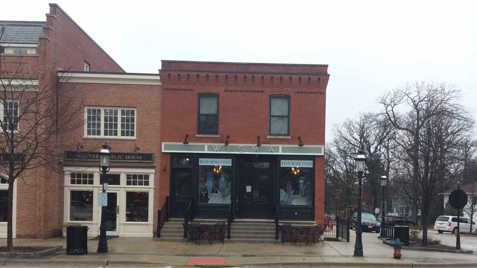 Wisma Closes in Lake Bluff