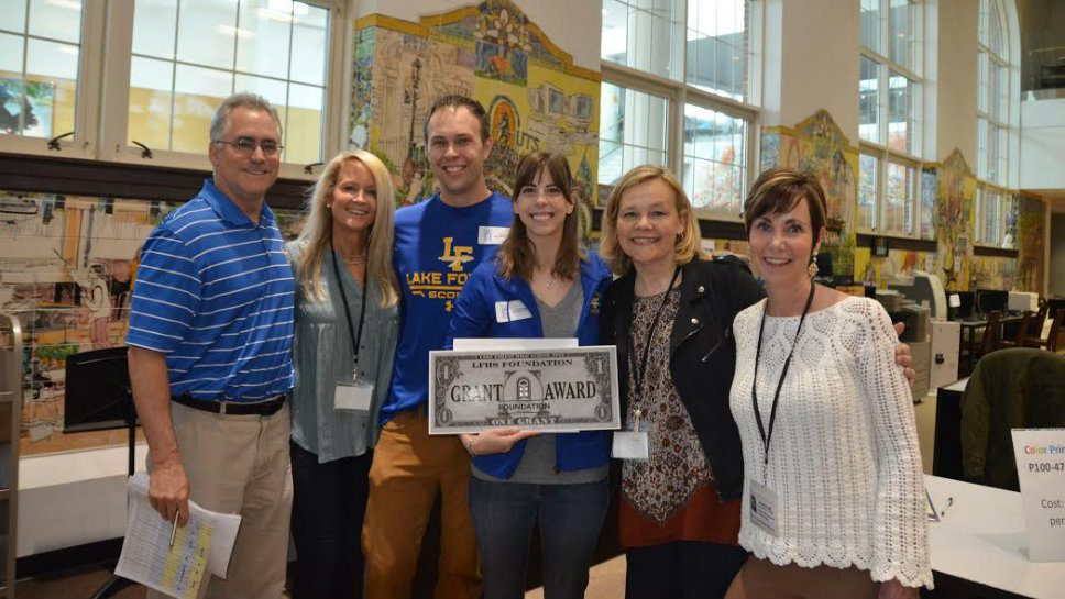 LFHS Foundation Gives $230,000 in Grants