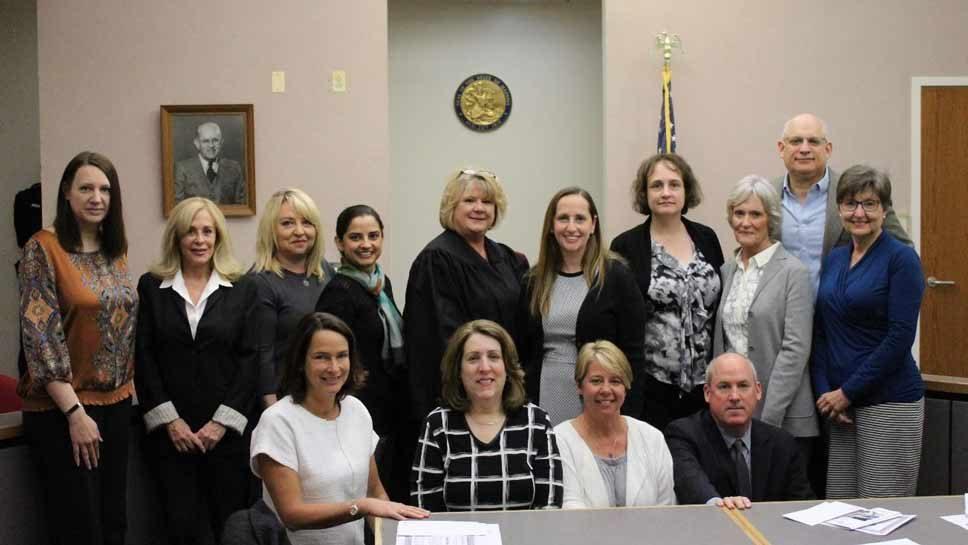 New CASA Volunteers Sworn In