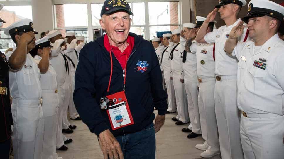 Honor Flight Celebrates Veterans