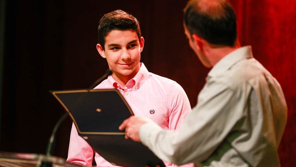 Youths Honored at North Shore Interfaith Event