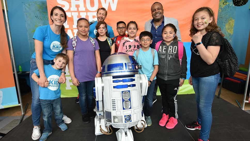 UNICEF Celebrates Kid Power Month